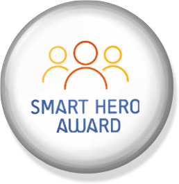 Badge: Smart Hero Award