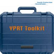 Titelbild The YPRT Toolkit: a detailed catalogue of references for the improvement of youth protection online