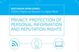 Ansicht: Diskussionspapier: Children´s Rights and Business in a Digital World