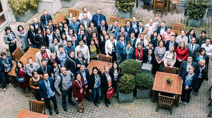 Telecentre Europe Annual Conference 2016 - Gruppenfoto