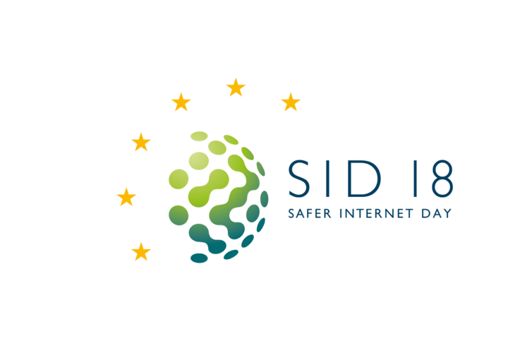 Logo Safer Internet Day 2018
