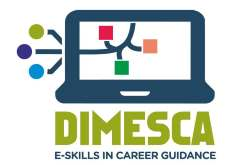 DIMESCA - eSkills @ career guidance