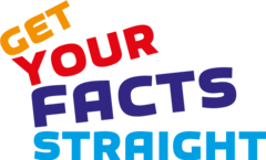 Logo: Get Your Facts Straight!