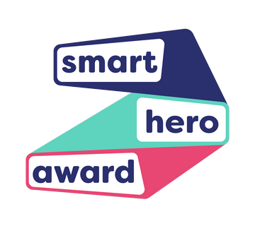 Logo des Smart Hero Award 2020