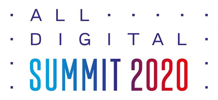 Logo der ALL DIGITAL Summit 2020