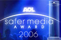 Logo: AOL Safer Media Award